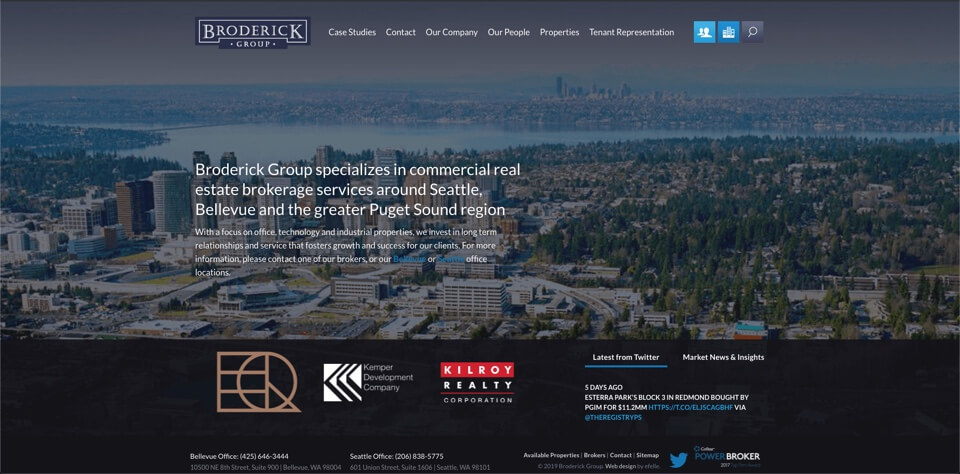 Broderick Group cover image